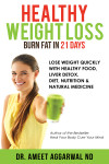 Healthy Weight Loss - Burn Fat in 21 Days - text
