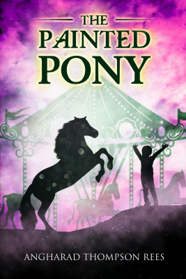 The Painted Pony by Angharad Thompson Rees from PublishDrive Inc in Teen Novel category