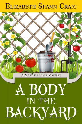 A Body in the Backyard by Elizabeth Spann Craig from PublishDrive Inc in General Novel category