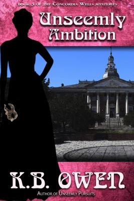 Unseemly Ambition by NURUL SYAHIDA, NURINA FEEZA, QASEH HUSNA from PublishDrive Inc in General Novel category
