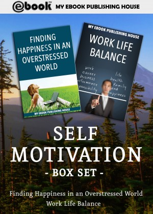 Self Motivation Box Set by My Ebook Publishing House from PublishDrive Inc in Motivation category
