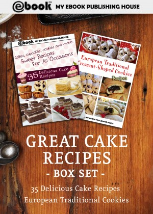 Great Cake Recipes Box Set by My Ebook Publishing House from PublishDrive Inc in Recipe & Cooking category