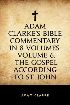 Adam Clarke's Bible Commentary in 8 Volumes: Volume 6, The Gospel According to St. John by Adam Clarke from PublishDrive Inc in Christianity category