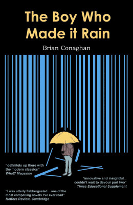 The Boy Who Made it Rain by Brian Conaghan from PublishDrive Inc in General Novel category