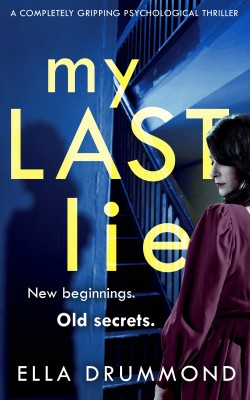 My Last Lie by Ella Drummond from PublishDrive Inc in General Novel category
