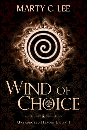 Wind of Choice by Marty C. Lee from PublishDrive Inc in General Novel category