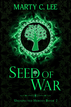 Seed of War by Marty C. Lee from PublishDrive Inc in General Novel category