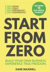 Start From Zero - text