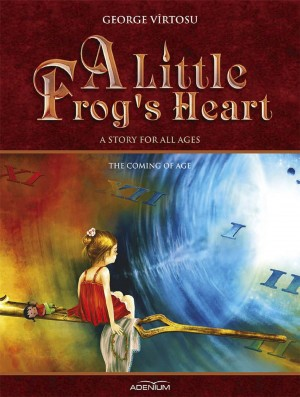 A Little Frog's Heart. Volume 4. The Coming of Age by Kamaruzzaman Mohamad from PublishDrive Inc in Teen Novel category