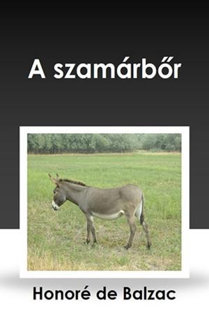 A szamárbőr by Honore de Balzac from PublishDrive Inc in General Novel category