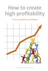 How to create high profitability - text