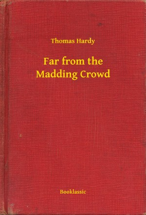 Far from the Madding Crowd by Thomas Hardy from PublishDrive Inc in Romance category