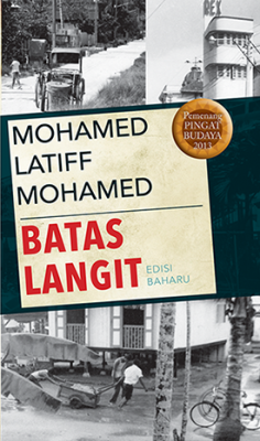 Batas Langit by Mohamad Latiff Mohamad from Pustaka Nasional Pte Ltd in Language & Dictionary category