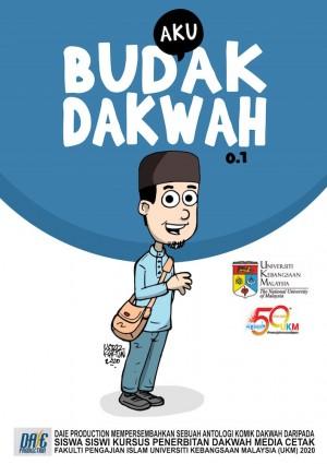 AKU BUDAK DAKWAH 0.1 by Rosmawati Mohamad Rasit from Rosmawati Mohamad Rasit in Comics category