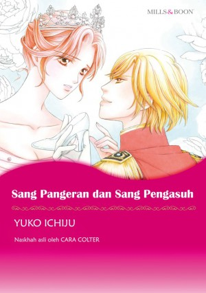 Sang Pangeran dan Sang Pengasuh by Cara Colter from SB Creative Corp. in Comics category