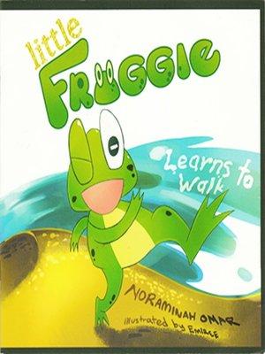 Little Froggie: Learns To Walk