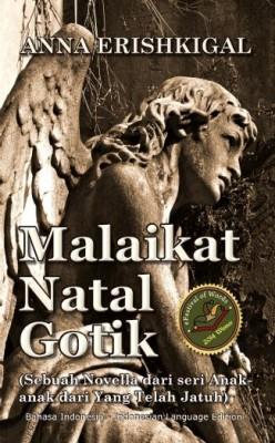 Malaikat Natal Gotik (Bahasa Indonesia - Indonesian Language Edition) by Anna Erishkigal from Seraphim Press in Indonesian Novels category