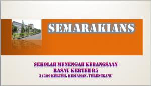 Majalah Tahunan 2015  SMK Rasau Kerteh B5 by SMK Rasau Kerteh B5 from SMK RASAU KERTEH B5 in Magazine category