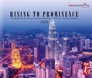 Rising To Prominence   Celebrating Malaysia's Most Inspiring Property Developments 2016 by StarProperty Sdn Bhd from Star Media Group Berhad in Business & Management category