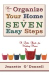 How to Organize Your Home in Seven Easy Steps - text
