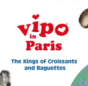 VIPO in Paris - The Kings of Croissants and Baguettes by Ido Angel from Strategic Book Publishing & Rights Agency in General Novel category