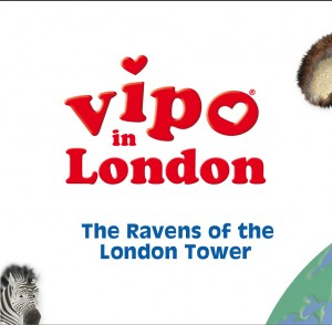 VIPO in London - The Ravens of the London Tower by Ido Angel from Strategic Book Publishing & Rights Agency in General Novel category