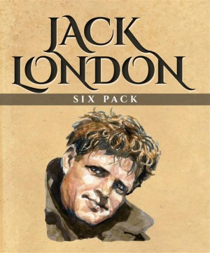 Jack London Six Pack by Jack London from StreetLib SRL in General Novel category