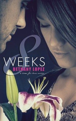 8 Weeks (Time for Love, book 1) by Bethany Lopez from StreetLib SRL in Romance category