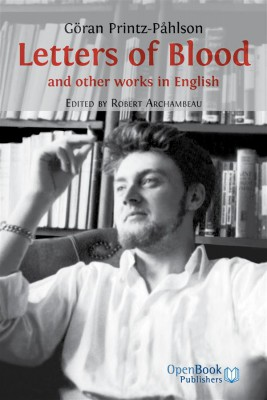 Letters of Blood and Other Works in English by Robert Archambeau (Editor) from StreetLib SRL in General Novel category