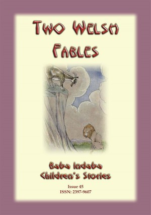TWO WELSH FABLES - The Fable Of Gwrgan Farfdrwch and The Story Of The Pig-Trough by Anon E. Mouse from StreetLib SRL in General Novel category