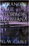 Strange True Stories of Louisiana - text