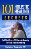 ANXIETY RELIEF: 101 Holistic Healing Secrets For Fast Anxiety Relief - text