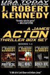 A James Acton Box Set - Books 1-3 by J. Robert Kennedy from  in  category