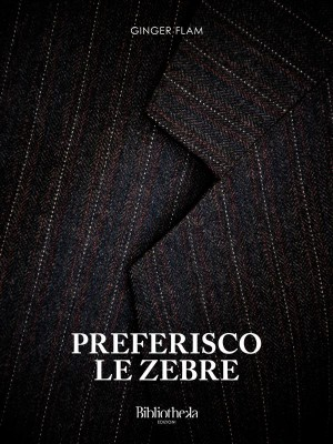 Preferisco le zebre by Ginger Flam from StreetLib SRL in Art & Graphics category