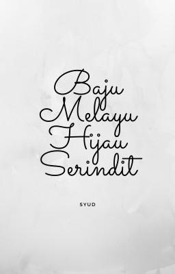Baju Melayu Hijau Serindit
