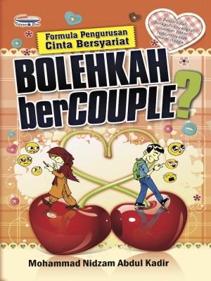 Bolehkah Bercouple by Mohammad Nidzam Abdul Kadir from TELAGA BIRU SDN BHD in Religion category