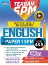 TERBAIK SPM ENGLISH FORM 4&5 – PAPER 1 - text