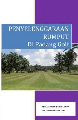 Penyelenggaraan Rumput di Padang Golf