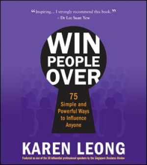 Win People Over by Karen Leong from Tusitala (RLS) Pte Ltd in Business & Management category