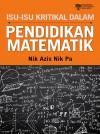 Isu-Isu Kritikal dlm Pendidikan Matematik by Nik Azis Nik Pa from  in  category