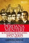 Perdana Menteri dan Dasar Luar Malaysia - text