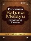 Panorama Bahasa Melayu Sepanjang Zaman - text