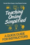 Teaching Online Simplified: A Quick Guide for Instructors - text