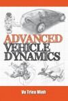 Advanced Vehicle Dynamics - text