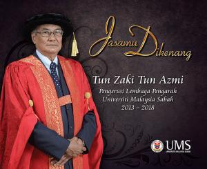 JasaMu Dikenang Tun Zaki Tun Azmi