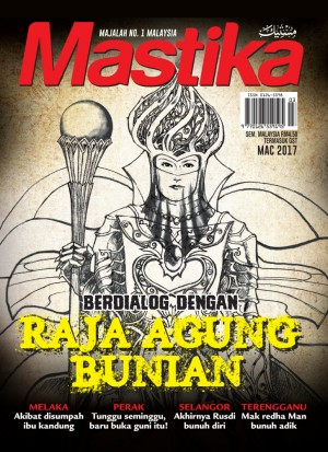 Mastika Mac 2017 by UTUSAN KARYA SDN BHD from UTUSAN KARYA SDN BHD in Magazine category
