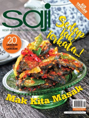 Saji Januari 2018 by UTUSAN KARYA SDN BHD from UTUSAN KARYA SDN BHD in General Novel category