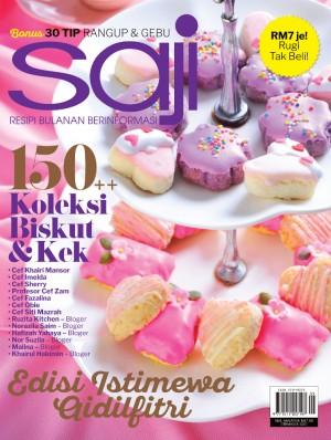 Saji Mei 2017 by UTUSAN KARYA SDN BHD from UTUSAN KARYA SDN BHD in Recipe & Cooking category