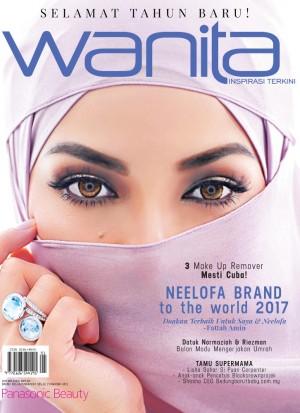 Wanita Januari 2017 by UTUSAN KARYA SDN BHD from UTUSAN KARYA SDN BHD in Family & Health category