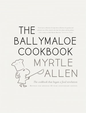 The Ballymaloe Cookbook, revised and updated 50-year anniversary edition by Myrtle Allen from Vearsa in Recipe & Cooking category